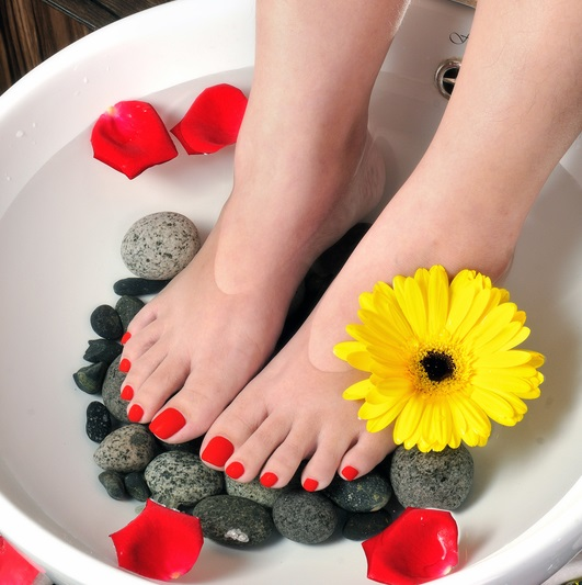 Choose Your Pedicure